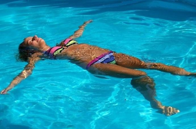 Как использовать плавание для похудения
