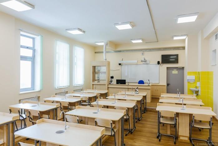 Как в Москве построили школу будущего