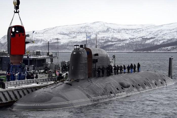 Превосходство под морем: самые мощные российские подводные лодки