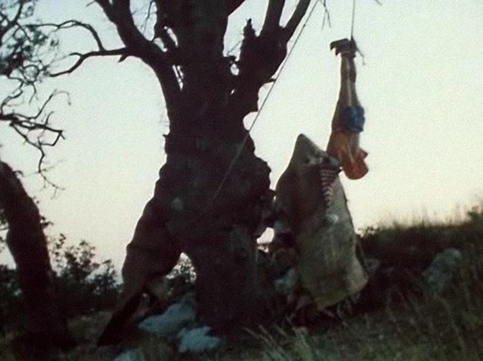 Как снимали фильм сказку «Приключения Буратино»