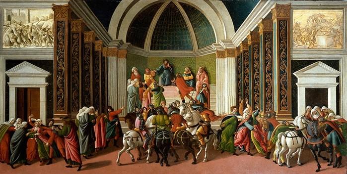 Великие итальянцы вМоскве: уникальная выставка изБергамо