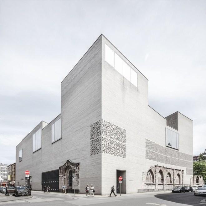 Выдающиеся здания зарубежной архитектуры: подборка музеев