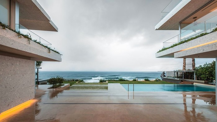 Роскошная вилла на средиземноморском побережье Ливана
