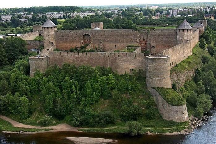 Шлиссельбургская и другие самые известные русские крепости