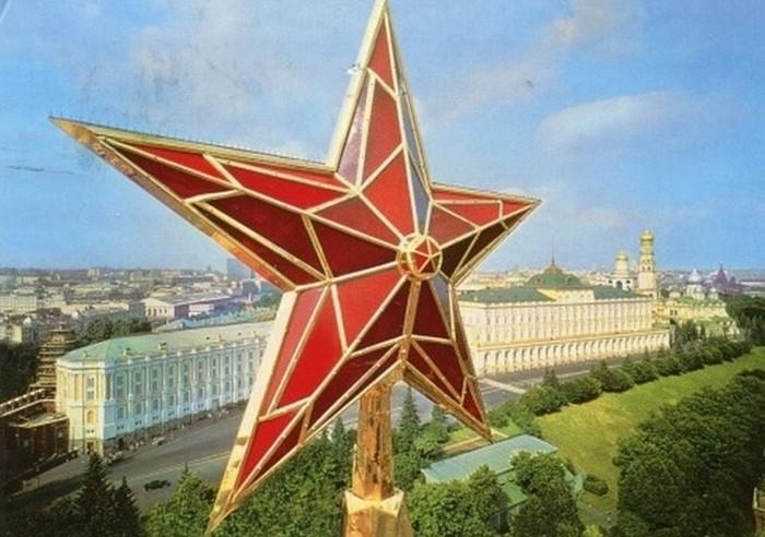 Самые известные символы СССР: Красная звезда, Олимпийский Мишка и другие