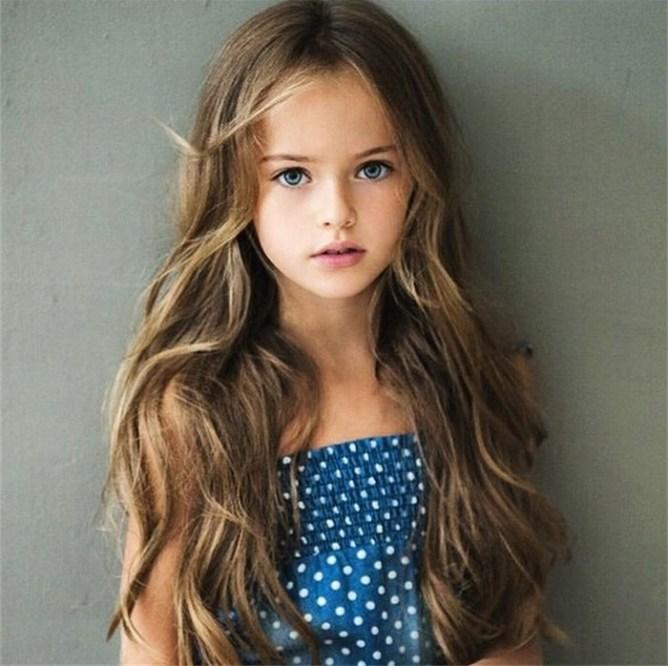 Какими стали 5 самых красивых детей мира: фото тогда и сейчас