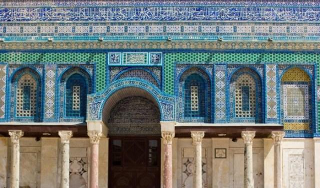 Центр трех религий: город Иерусалим