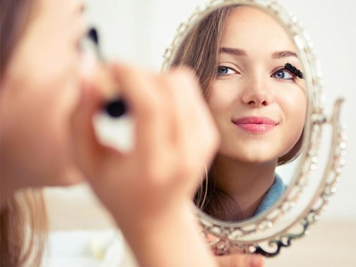 Как сделать утренний макияж