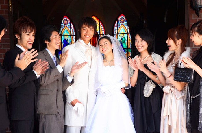 Самые странные свадебные традиции народов мира