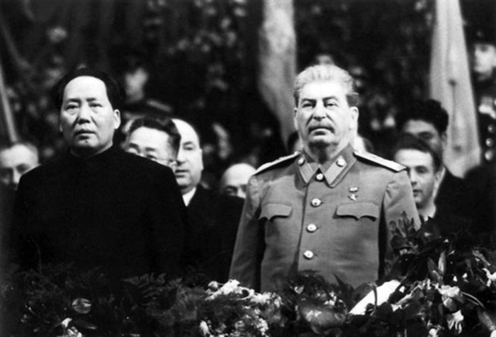 Из за чего начался конфликт и вражда Китая с Советским Союзом