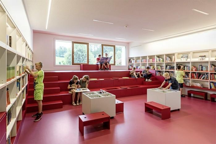 Как выглядит учебный комплекс для детей в Италии