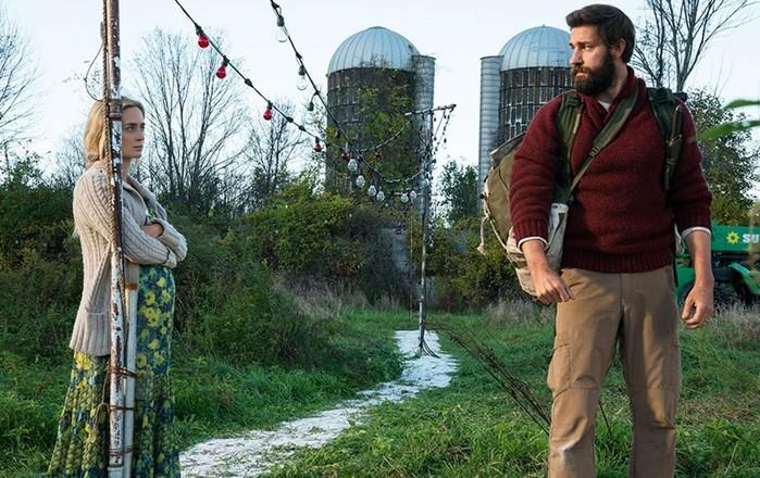 Фильм недели «Тихое место»: страшно— не значит громко