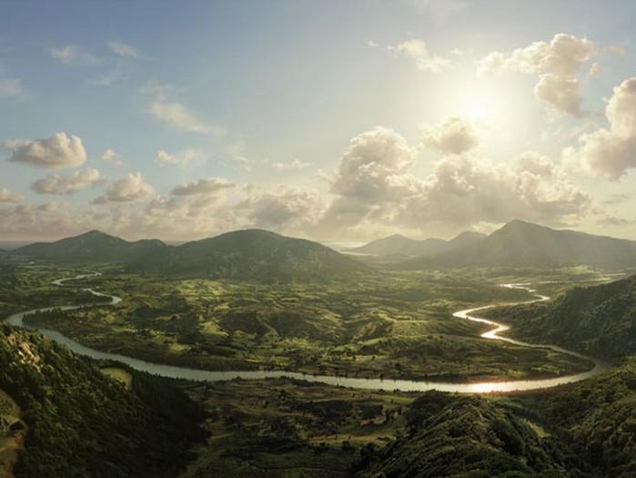 Несколько самых красивых вымышленных мест из сериалов и фильмов