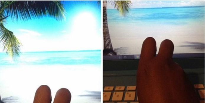 15 фотографий, которые показывают, как жизнь в инстаграме отличается от реальности
