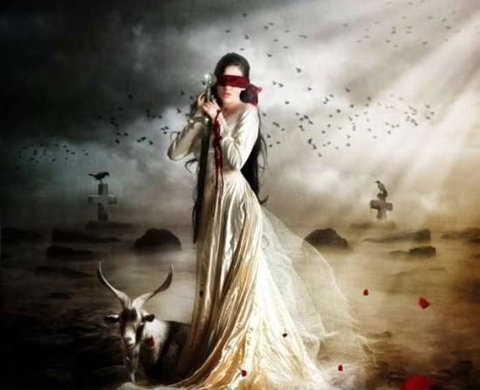 5 знаков на теле, показывающих, что вы ведьма или колдун