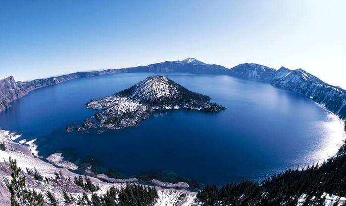 Какие 7 самых глубоких озер в мире