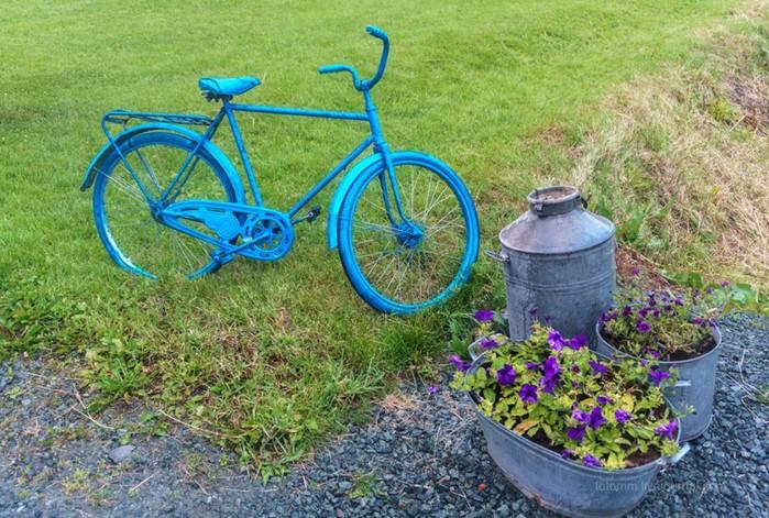 Невероятная Норвегия: на велосипеде в Тромсё, город за Полярным кругом