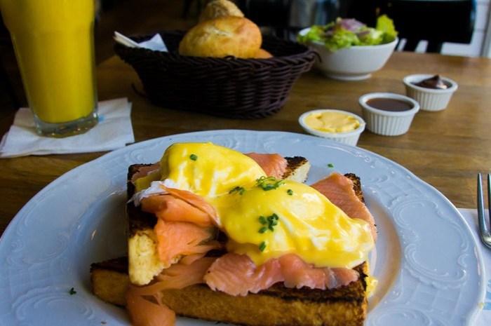 Дарья Сиротина: завтраки в путешествиях