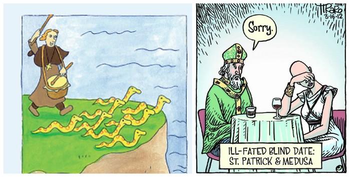 10 интересных фактов про День святого Патрика
