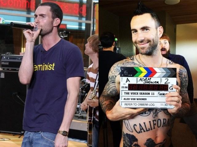 Какие татуировки у знаменитостей: фотографии звезд до и после