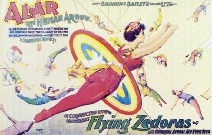 7 самых невероятных цирковых шоу в истории