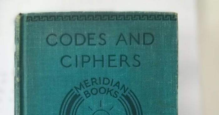 Секретные коды и шифры, разгадав которые, можно попасть на работу в ЦРУ