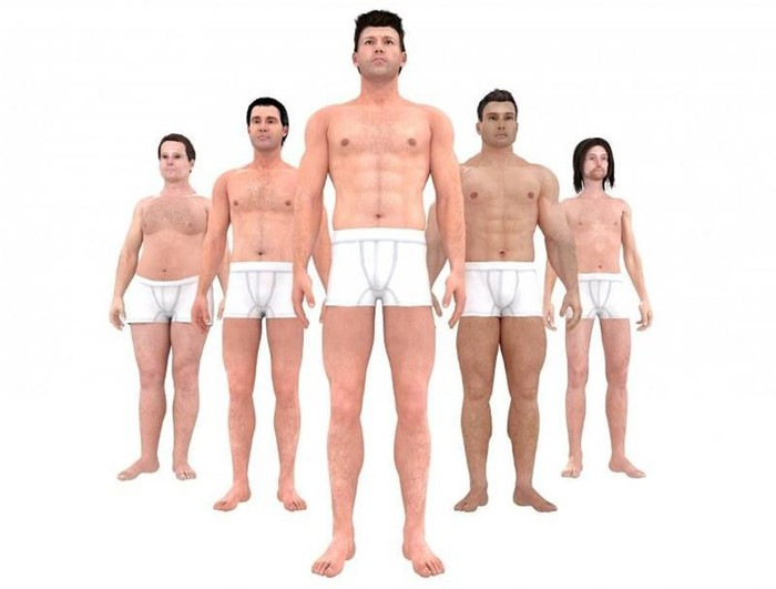 Как менялся идеал мужского тела последние 150 лет
