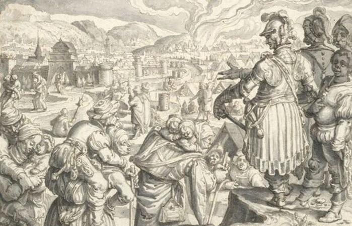 10 необычных видов осадного оружия и тактики в военной истории