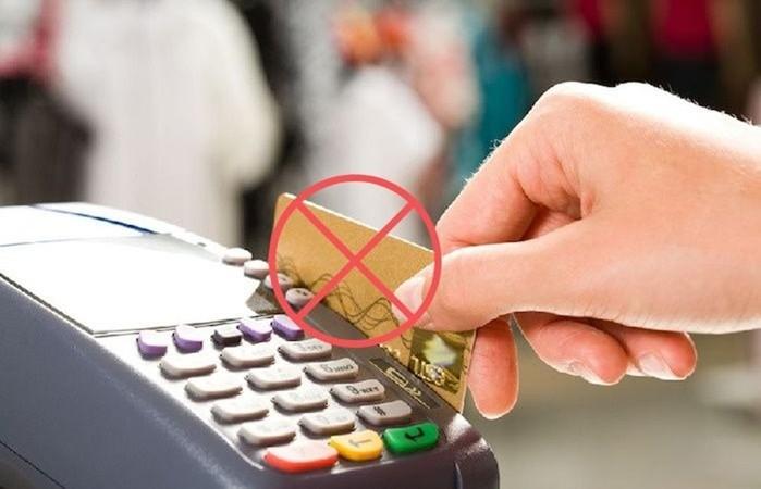 10 подозрительных ситуаций, когда нельзя расплачиваться карточкой