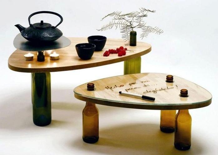 20 примеров оригинальной мебели, которую несложно сделать своими руками