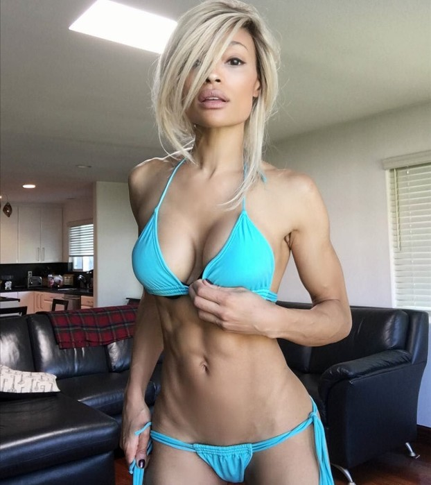 Самые сексуальные фитнес модели Инстаграм