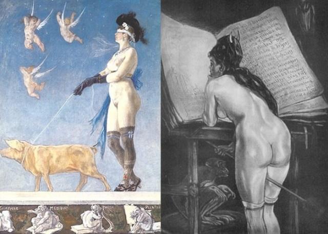 «Только для взрослых»: художественные эксперименты с нормами морали