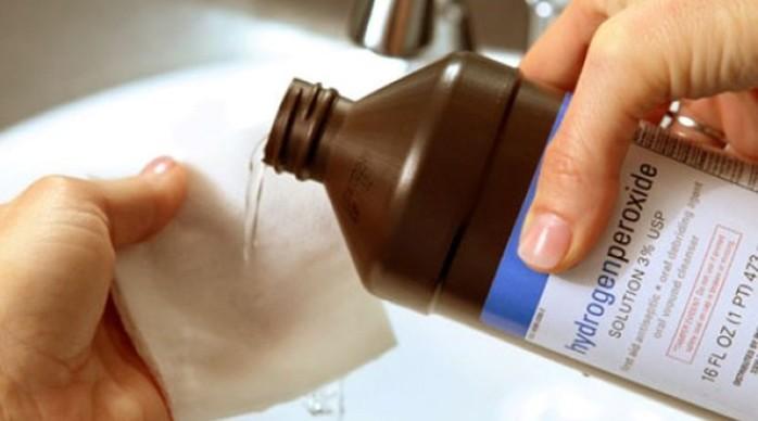 7 способов использования перекиси водорода