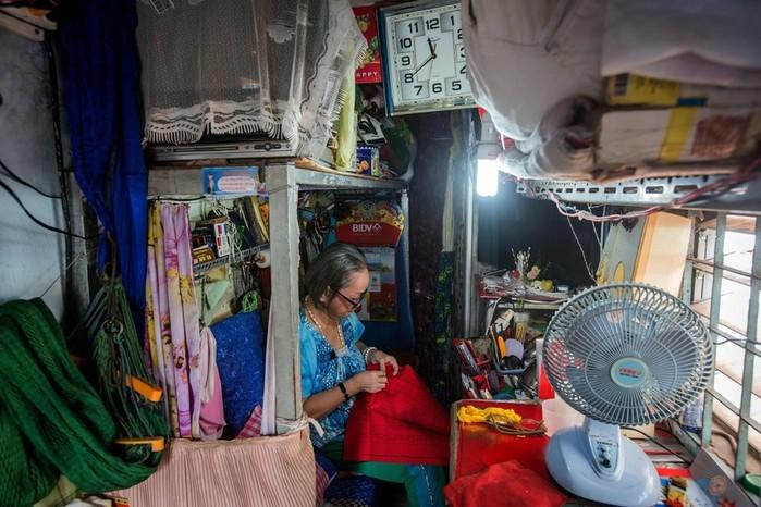 Жилищный вопрос во Вьетнаме: как люди живут в крошечных домах