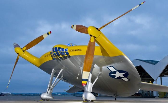 7 фантастических самолетов, которые существуют на самом деле