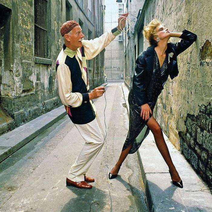 Норман Паркинсон   эксцентричный британский мастер, который вдохнул жизнь в модную фотографию