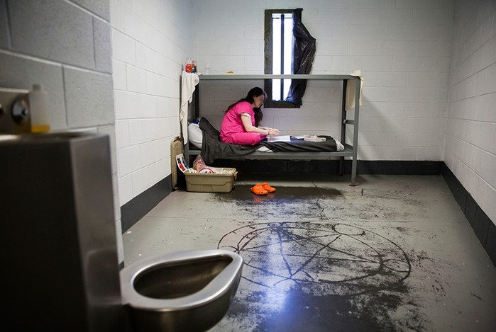Маленькие трагедии женщин из провинциальной тюрьмы: все дело в наркотиках