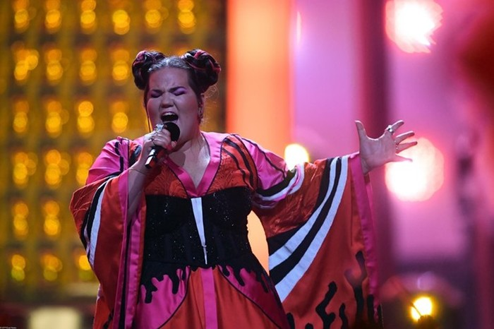 На «Евровидении 2018» победила певица Нетта из Израиля