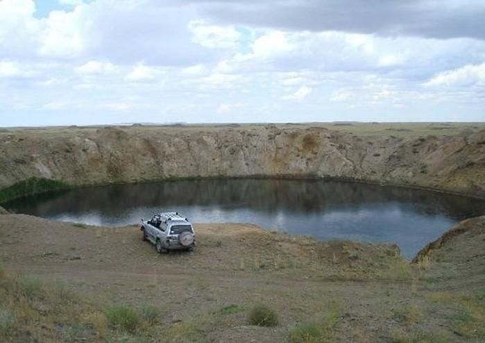 Чаганское озеро: самое радиоактивное озеро Земли