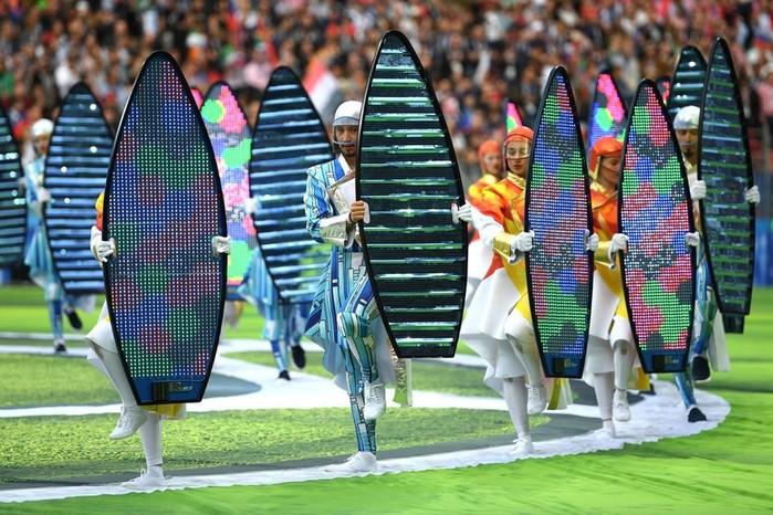 Фотографии: фанаты Чемпионата мира по футболу 2018 года