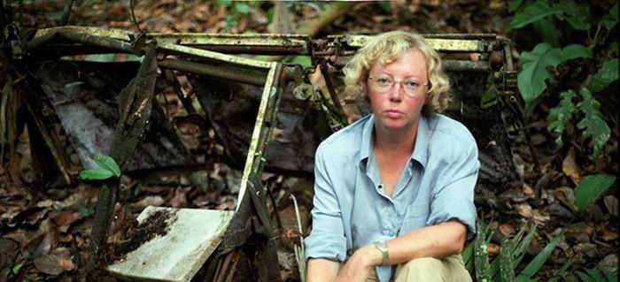 История Джулианы Кёпке, которая выжила после падения в джунгли с высоты 3200 метров
