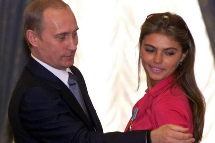 Не Кабаевой единой: тайная армия любовниц Путина
