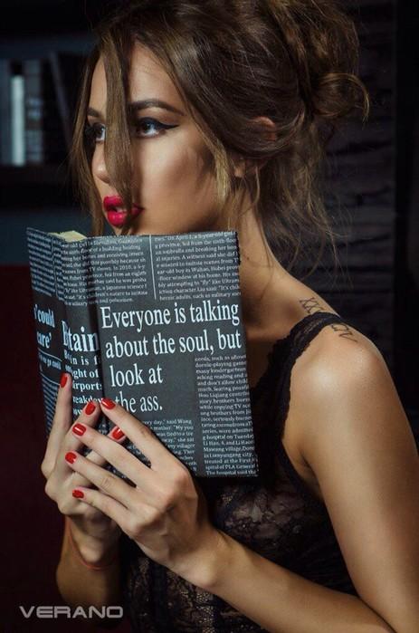 Девушкой года Playboy признана студентка из Набережных Челнов Лия Ситдикова