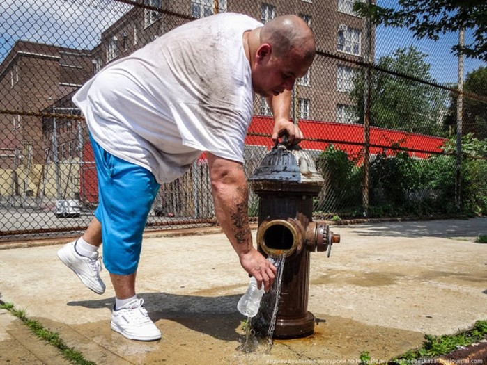 Подборка фотографий простых жителей Нью Йорка