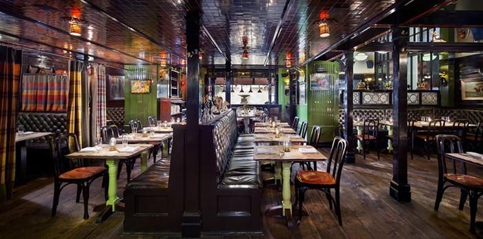 Самые престижные рестораны Нью Йорка: где расположены и чем знамениты