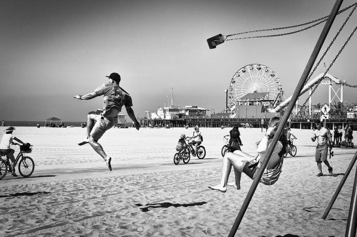В Лос Анджелесе есть «Венеция»: фотографии безудержного веселья
