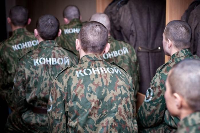 Знаменитый уссурийский дисбат, куда боятся попасть все военнослужащие