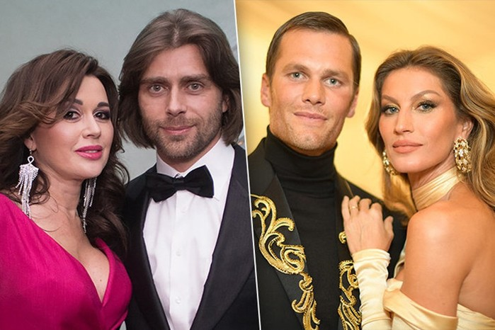 12 пар знаменитостей, в которых супруги похожи друг на друга