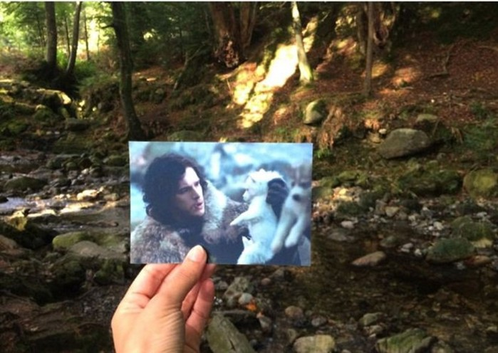 По следам «Игры престолов»: немецкий блогер делает фото в местах съемок сериала