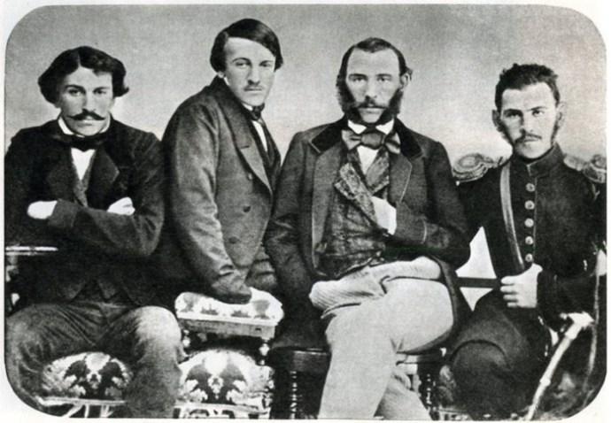 Кем были родные братья и сестры русских литераторов